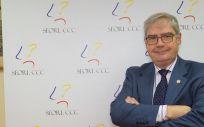 El secretario general de la Sociedad Española de Otorrinolaringología y Cirugía de Cabeza y Cuello (SEORL-CCC), Raimundo Gutiérrez.