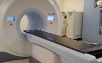 Nuevo equipo de Tomografía Computarizada (TAC) (Foto. ConSalud)