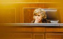 María Luisa Carcedo, ministra de Sanidad, en el Congreso de los Diputados. / Foto: Flickr-Congreso de los Diputados