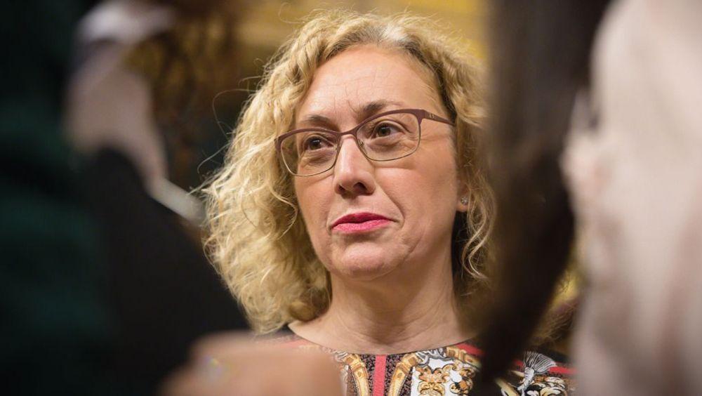 Teresa Angulo, portavoz de Sanidad del PP en el Congreso / Foto: Flickr PP