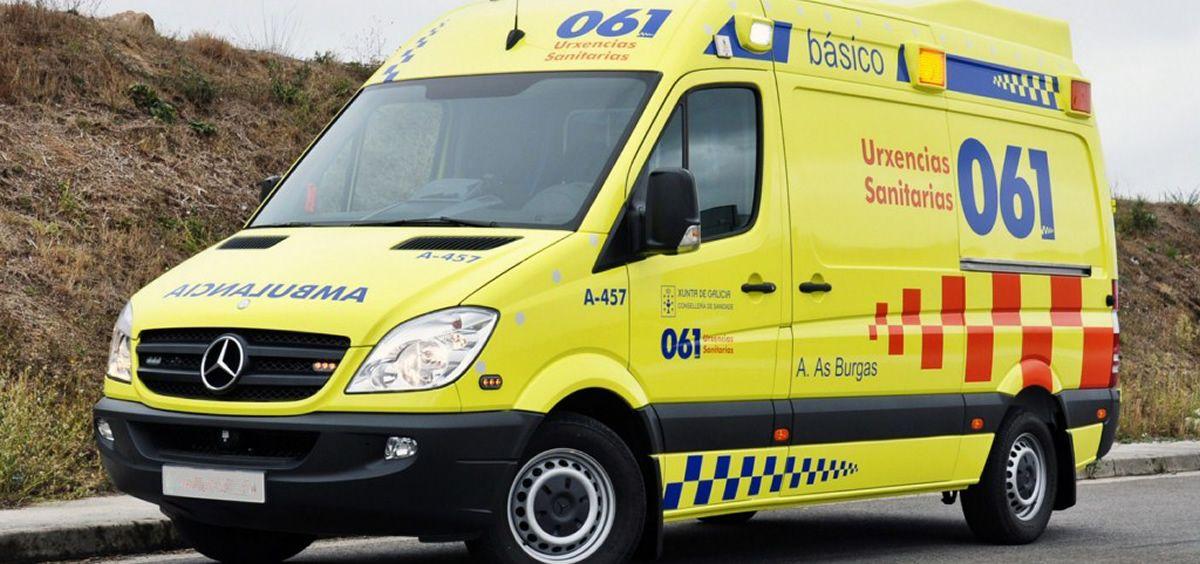 Los empresarios de ambulancias de Galicia han ofrecido a los trabajadores un aumento de sueldo del 18,5% desde noviembre de este año hasta 2023 ante los paros y movilizaciones
