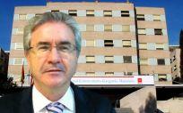 Joseba Andoni Barroeta, director gerente del Hospital Gregorio Marañón