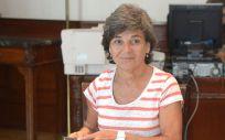 Amparo Botejara, portavoz de Sanidad de Unidos Podemos en el Congreso, ha presentado la Ley de Salud Mental.