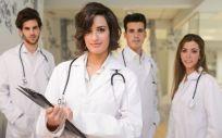 Afiliados sanitarios a la Seguridad Social (Foto. Freepik)