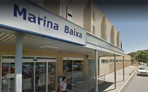 Dos hombres intentan violar a una trabajadora de un hospital de Alicante