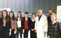 Entrega del premio del concurso de ideas convocado por la Fundación Aladina y el Colegio de Arquitectos de Asturias