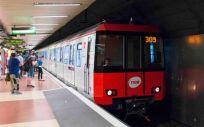 La empresa Transportes Metropolitanos de Barcelona ha informado que hay 12 personas afectadas por la exposición al amianto