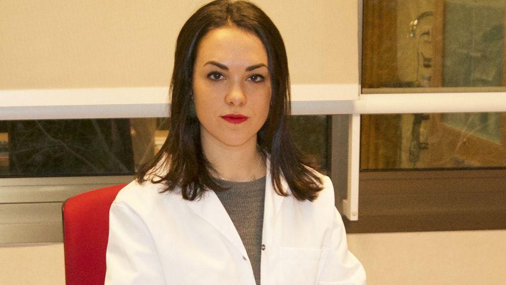 Maria Martinez, nutricionista deportivo