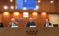 Antonio Alemany, Enrique Ruiz Escudero y Juan Martínez han informado de las medidas incluidas en el Plan de Invierno 2018-2019