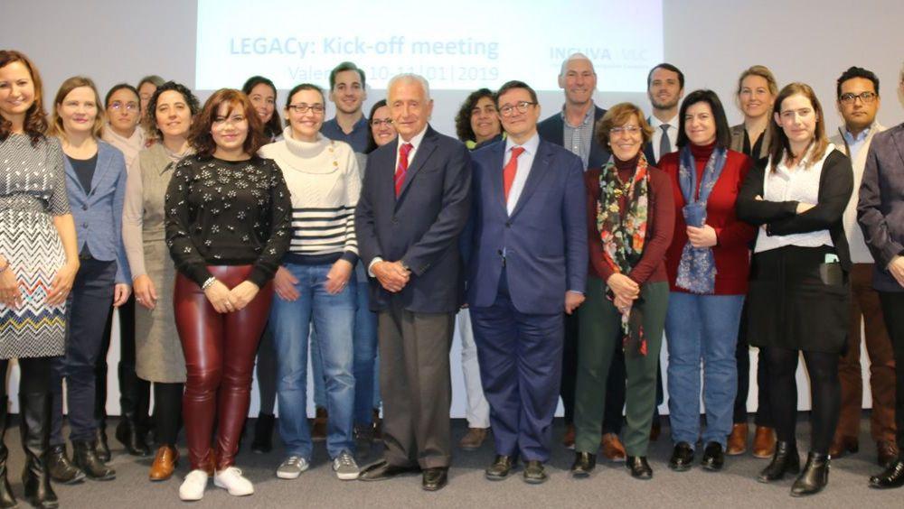Ayer se celebró la primera reunión entre los integrantes del proyecto 'Legacy'