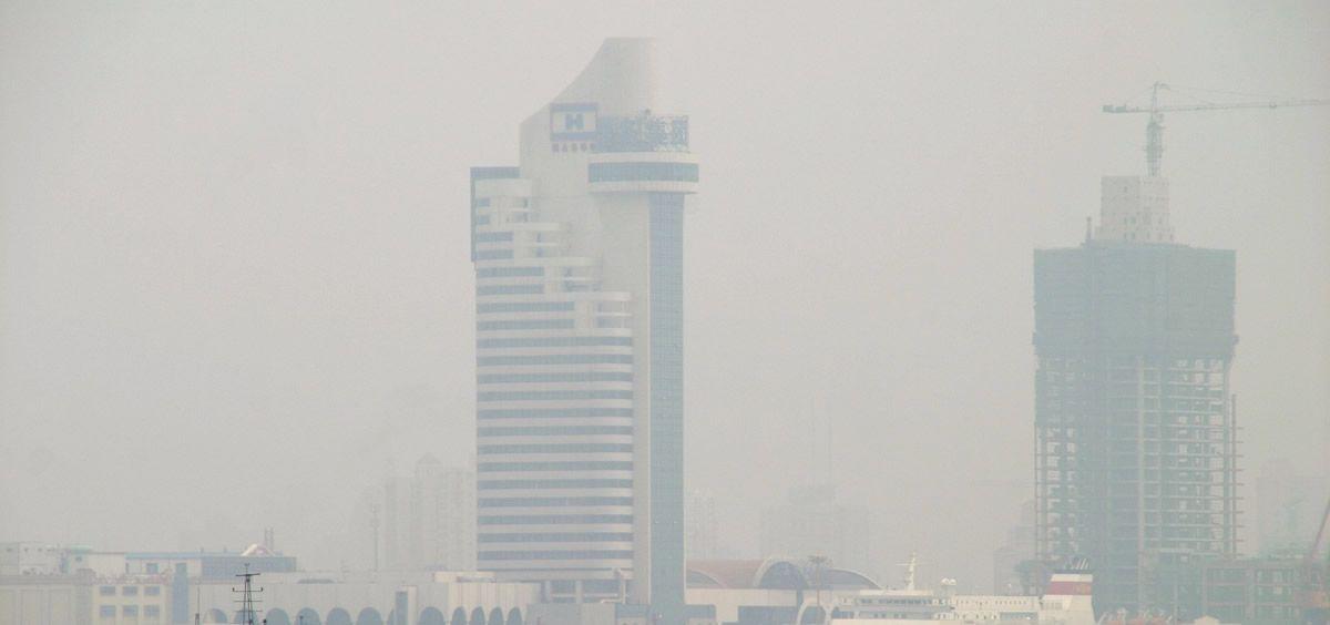 China podría aumentar su esperanza de vida si mejora la calidad del aire