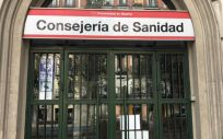 Consejería de Sanidad de Madrid
