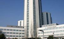 Fachada exterior del Hospital Universitario de Bellvitge