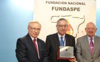 El Clínico ha sido reconocido en la sexta edición de los Premios Nacionales FUNDASPE a la solidaridad y altruismo en España