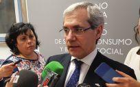Salvador Tranche, presidente de la Sociedad Española de Medicina de Familia y Comunitaria (SemFYC).