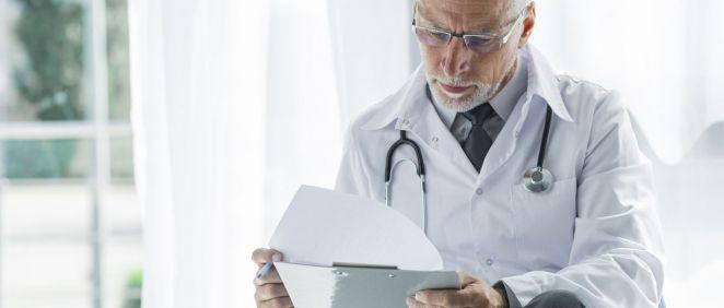 Médicos de Psiquiatría
