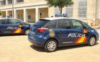 Vehículos del Cuerpo Nacional de Policía (CNP)