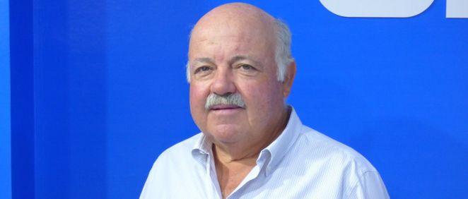 Jesús Aguirre, elegido nuevo consejero de Salud y Familias de la Junta de Andalucía.