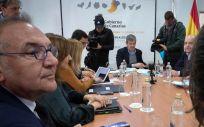La Consejería de Sanidad ha informado este lunes en la sesión de Consejo de Gobierno de las nuevas acciones que llevará a cabo en La Graciosa