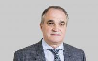 Antonio Mingorance, presidente del Consejo andaluz de farmacéuticos