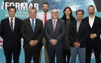 Acto oficial de inauguración del Congreso Virtual de Vacunas 2019, impulsado por la compañía biofarmacéutica MSD