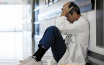 Profesional sanitario  y depresión