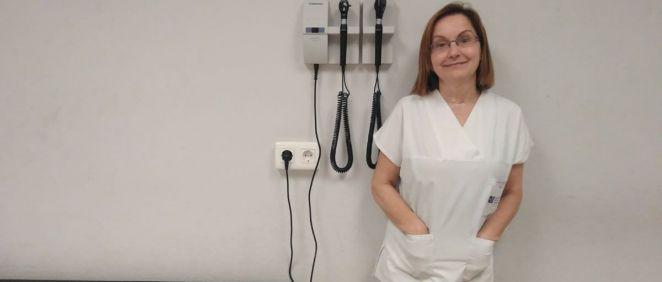 Fátima Nercellas, médica del servicio de Urgencias del Hospital Clínico de Santiago.