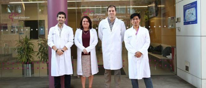 Grupo de investigación Neumología de Vall d'Hebron Institut de Recerca (VHIR), perteneciente al Ciber