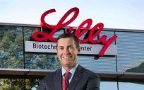 David Ricks, CEO de Lilly.