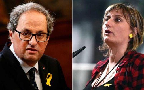 """Los sanitarios catalanes muestran su hartazgo con la """"propaganda"""" de la Generalitat"""