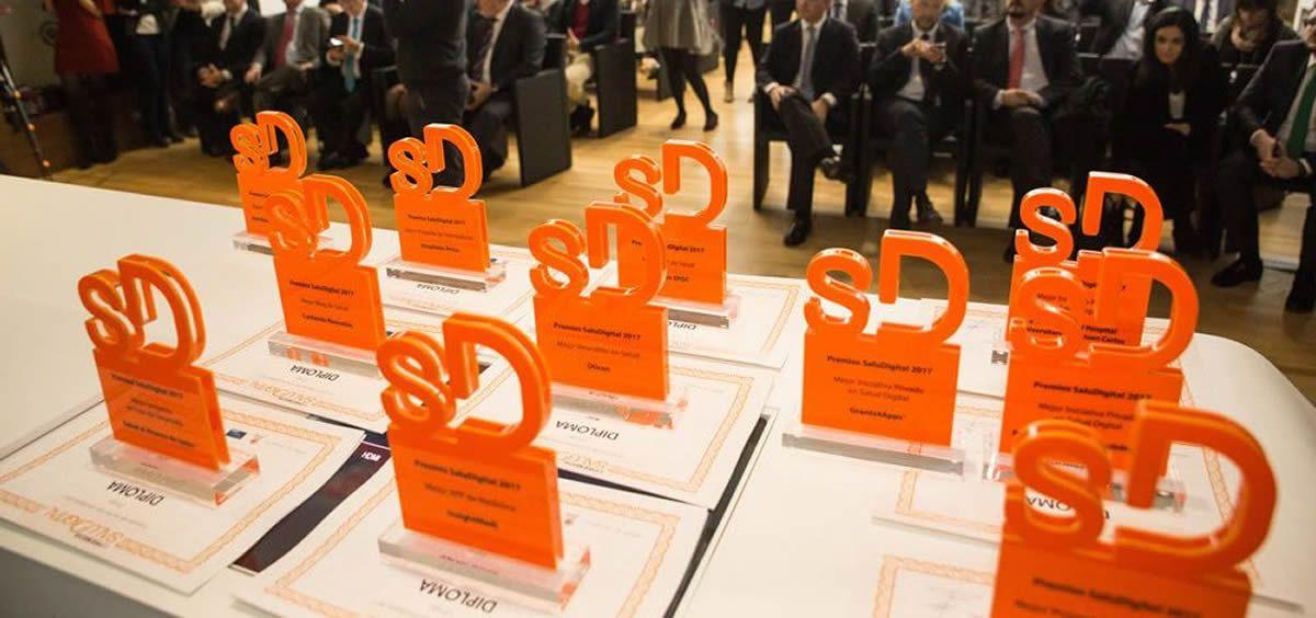 Los III Premios SaluDigital