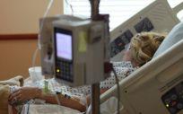 Paciente de leucemia