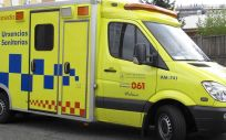 Profesionales sanitarios de Valencia rechazan conducir ambulancias hasta los domicilios