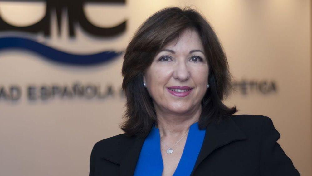 Dra. Petra Vega, presidenta de la SEME