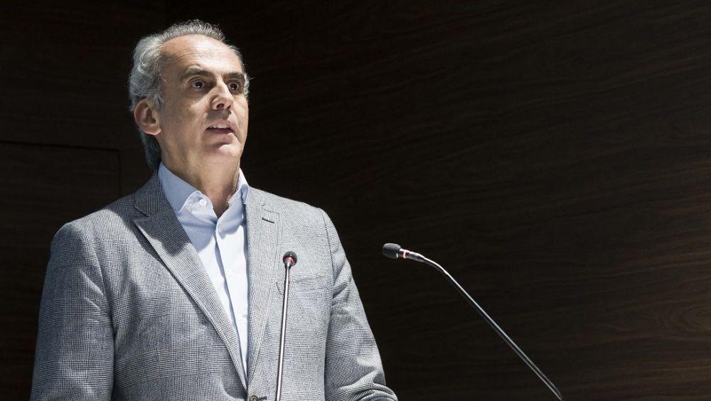 Enrique Ruiz Escudero, consejero de Sanidad de la Comunidad de Madrid/ Foto: Comunidad de Madrid
