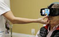 Gafas de realidad virtual para pacientes oncológicos en Ruber Internacional