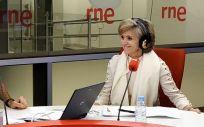 María Luisa Carcedo, en una entrevista concedida a RNE.