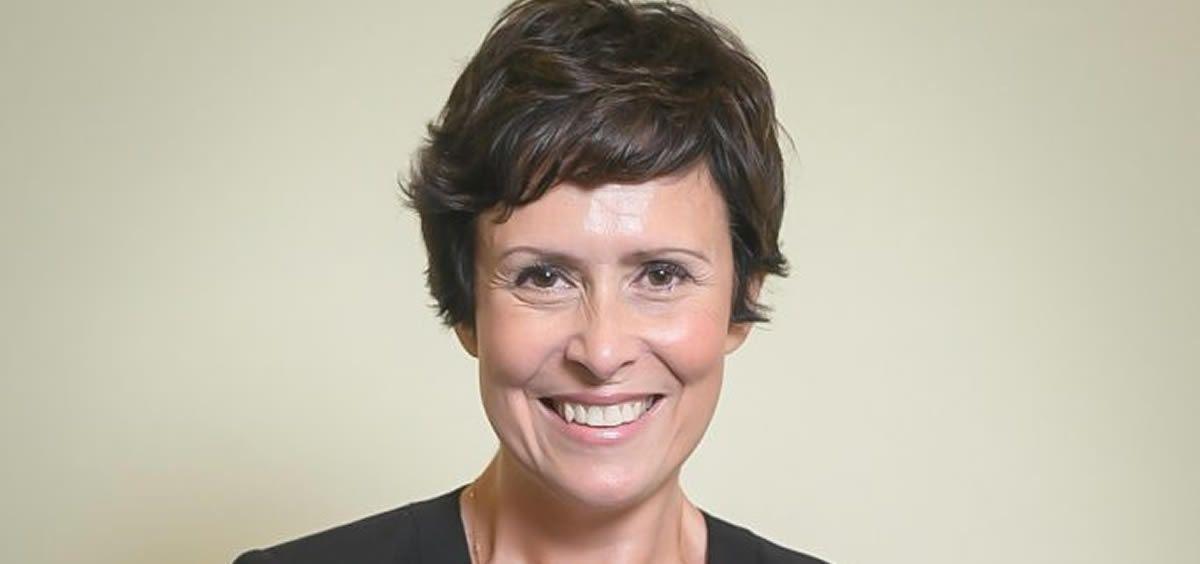 Carina Escobar, presidenta de la Plataforma de Organizaciones de Pacientes