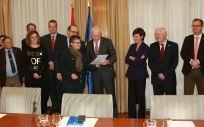 """El secretario general de Sanidad en la reunión con representantes de la plataforma """"Cronicidad: Horizonte 2025"""""""