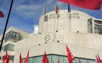 Sede central del Sergas.