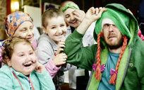 Actividades desarrolladas por la Fundación Aladina