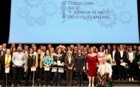 Acto de presentación de la V Jornada de la Salud de las Islas Baleares