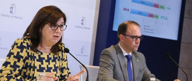 Regina Leal, directora gerente del Servicio de Salud de Castilla La Mancha