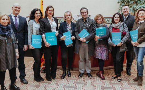Las enfermeras estomaterapeutas de Cataluña se reúnen con el director de Profesionales de la Salud