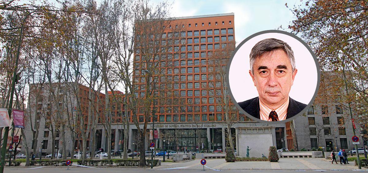 Pedro Sabando Suárez presidirá el Consejo Asesor de Sanidad y Servicios Sociales.