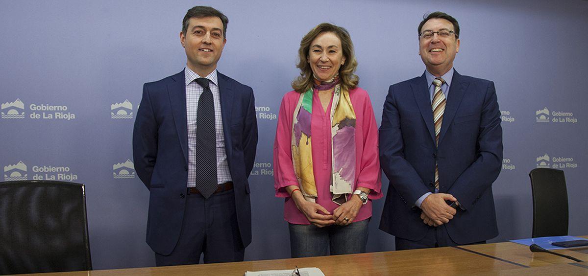 La Rioja implantará un nuevo sistema de seguimiento digital que proporcionará información en tiempo real sobre los pacientes quirúrgicos (Eduardo Bastida)