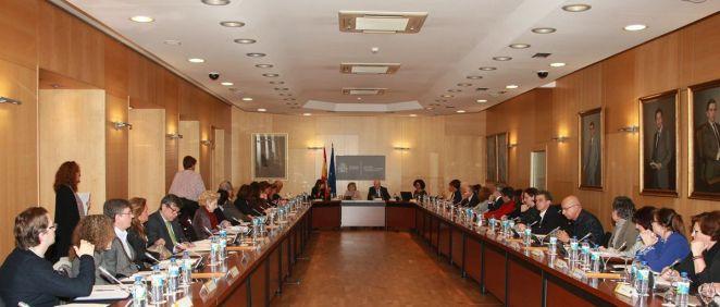 Reunión de la Comisión Nacional de Coordinación y Seguimiento de los Programas de Prevención del Sida.