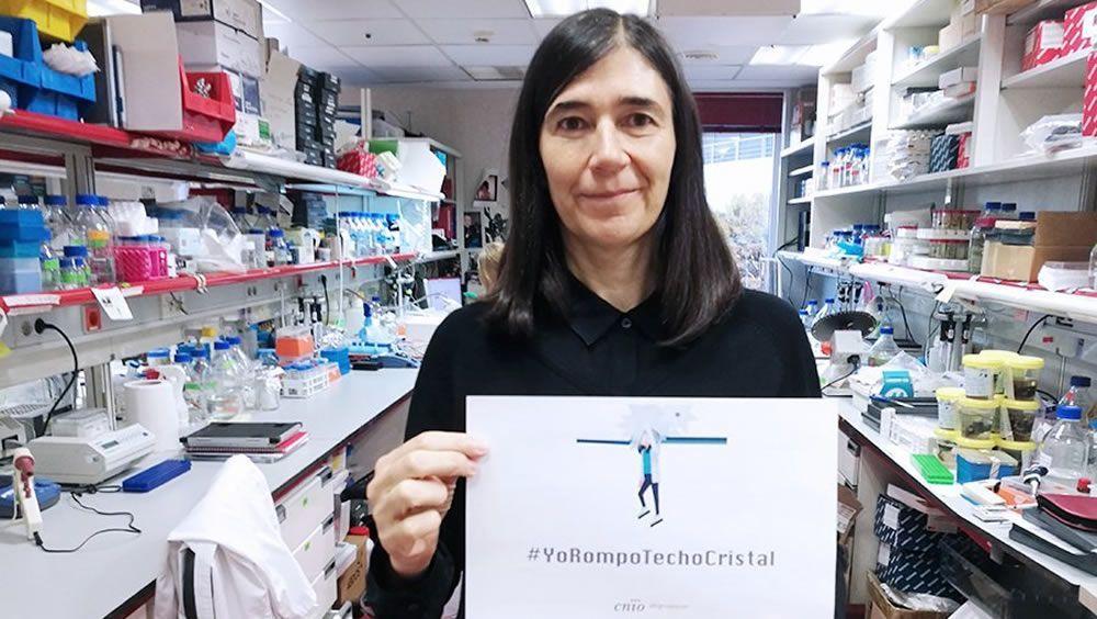 María Blasco, directora del Centro Nacional de Investigaciones Oncológicas (CNIO)
