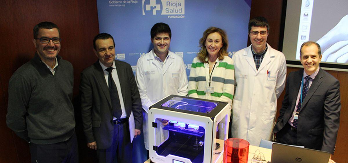 El Cibir participa en un proyecto europeo de investigación que logrará prótesis de rodilla personalizadas mediante impresión 3D