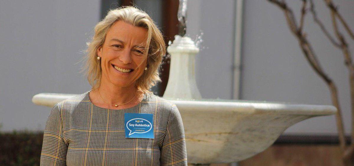 Isabel Albás, de Ciudadanos, nueva presidenta de la Comisión de Salud y Familias del Parlamento de Andalucía.